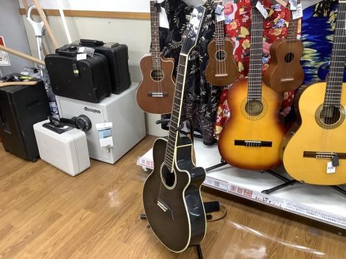 ギターのエレアコギター
