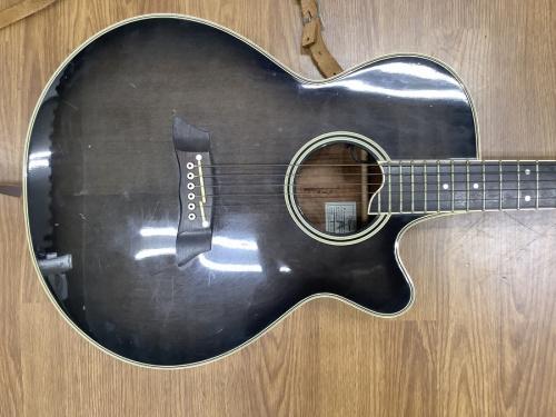 エレアコギターのTakamine