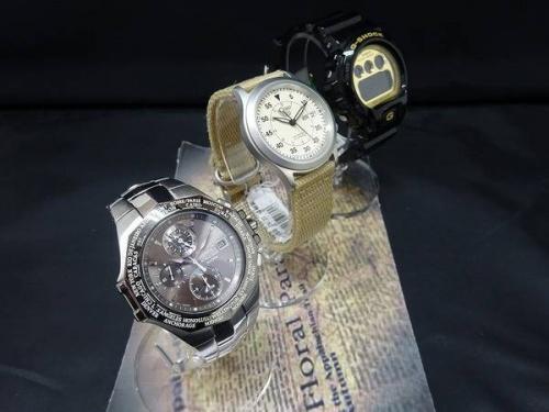SEIKOの中古腕時計