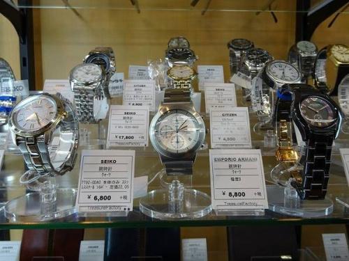 中古腕時計の東大阪店最新情報