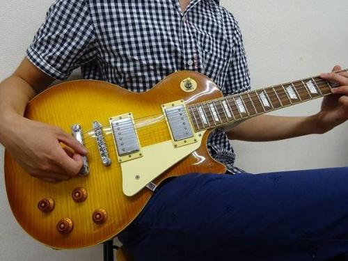 エレキギターの東大阪楽器