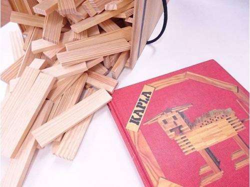 楽器・ホビー雑貨の木製玩具