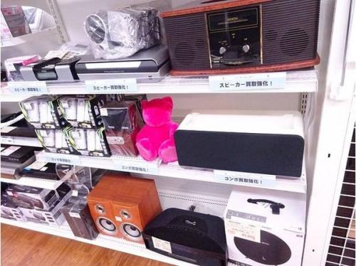 東大阪店最新情報の東大阪AV機器