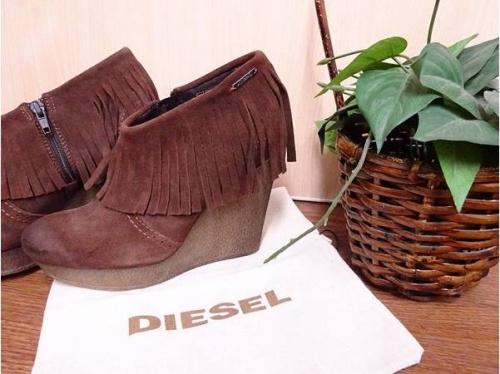 レディースファッションのディーゼル(DIESEL)