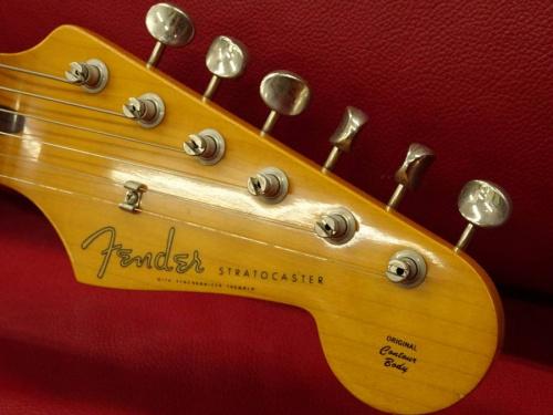 エレキギターの関西