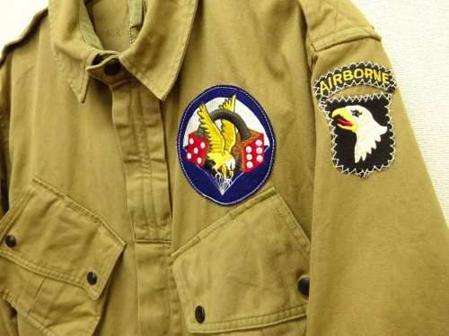 ジャケットの東大阪古着