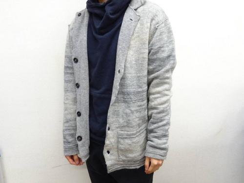 メンズファッションのウールジャケット
