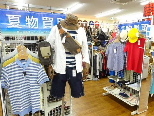 東大阪古着の関西
