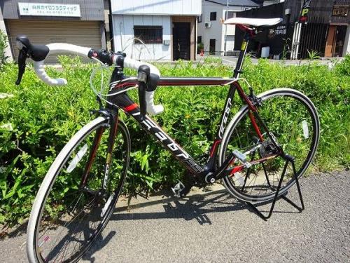 東大阪アウトドアのロードバイク
