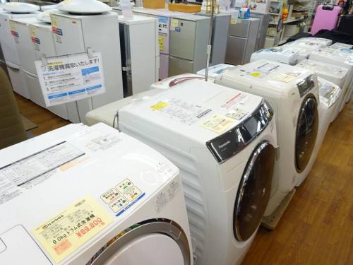 ドラム式洗濯機の関西