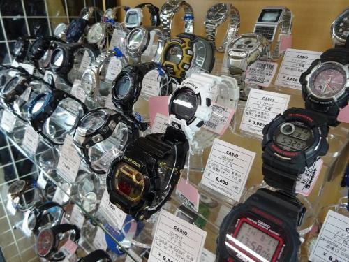 G-SHOCKの東大阪腕時計