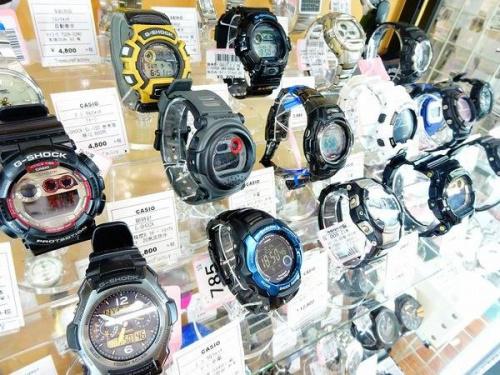 TISSOTの東大阪腕時計