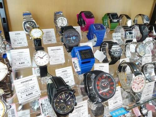ディーゼル(DIESEL)の東大阪腕時計