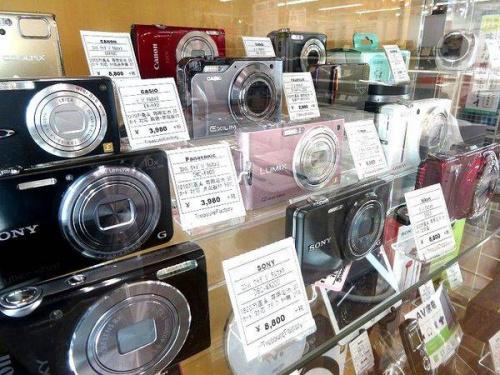 PRO TREKの東大阪腕時計
