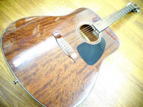 アコースティックギターの関西
