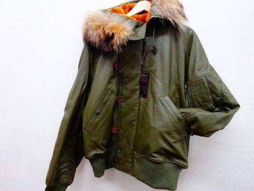 関西の冬物衣類