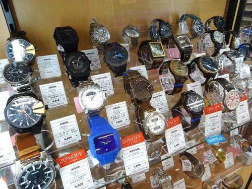 ポールスミス(Paul Smith)の東大阪腕時計