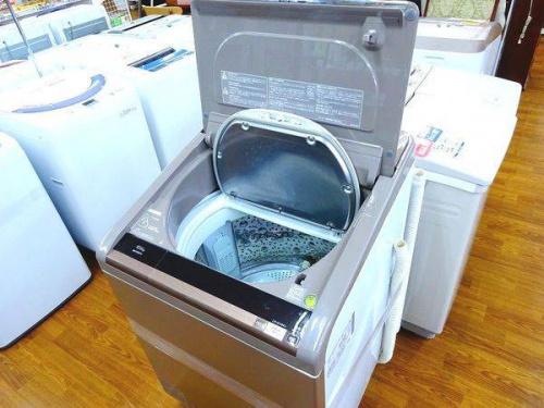 洗濯機のHITACHI