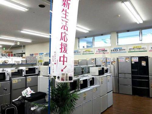 東大阪店家電