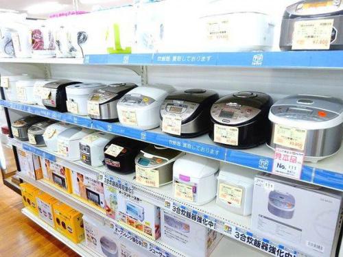炊飯器の東大阪店家電