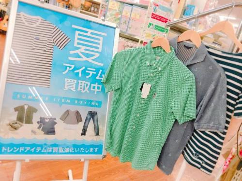 レディースファッションの東大阪 衣類