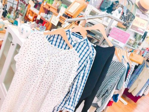 レディースファッションのレディースファッション