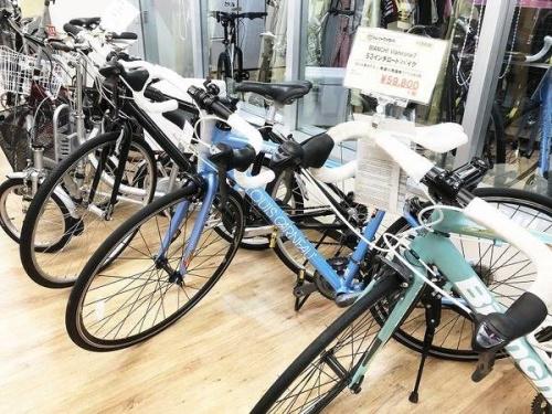 関西の東大阪 自転車