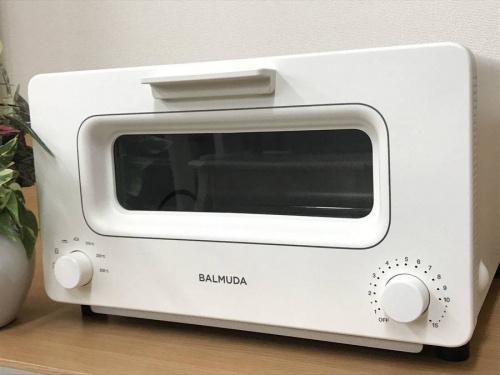 BALMUDAのオーブントースター