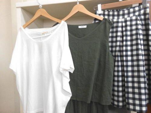 レディースファッションのワンピース