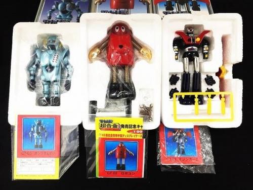 フィギュアのおもちゃ買取 大阪