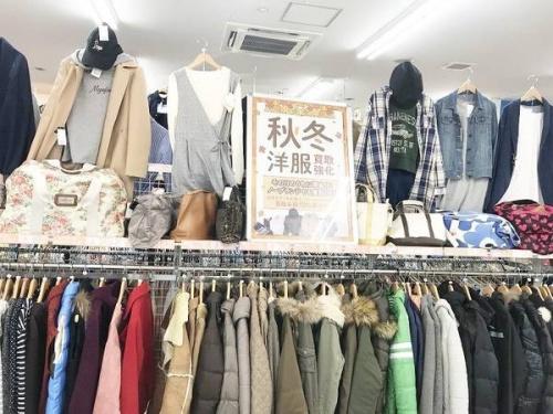 服 買取 衣類の古着 大阪