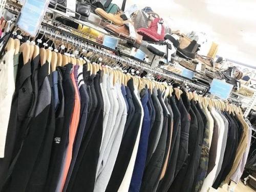 秋冬衣類 買取 大阪の服 買取 東大阪