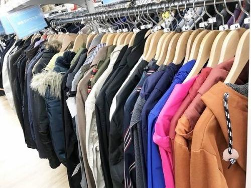 服 買取 東大阪の関西