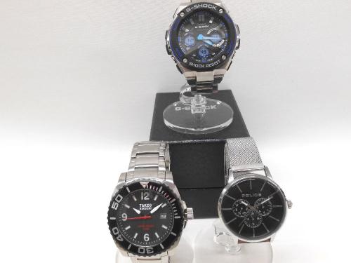 ビジネスアイテムの腕時計東大阪