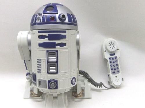 R2-D2テレフォンのSTAR WARS