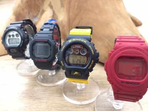 CASIO カシオの腕時計 買取