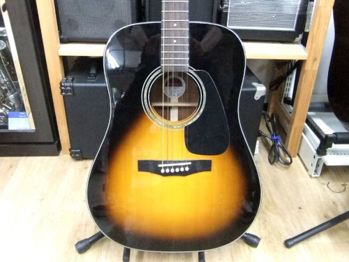 MORRIS モーリス アコースティックギターの東大阪 ギター 買取
