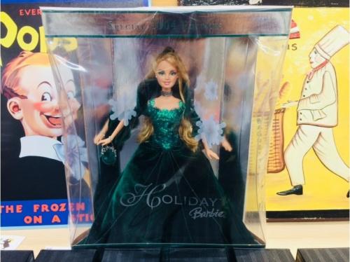 フィギュア レアアイテムのバービー人形 買取