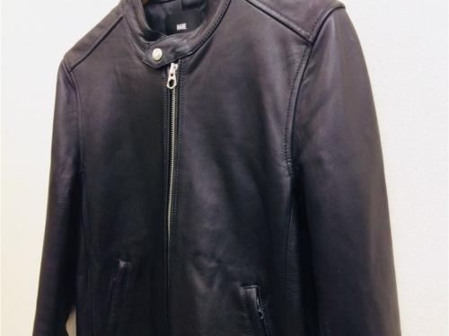 ライダースジャケットの古着 買取 東大阪