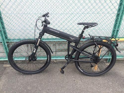 自転車 中古 東大阪の折りたたみ自転車 買取