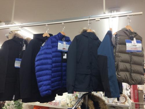 アウター 買取の冬物アウター 東大阪