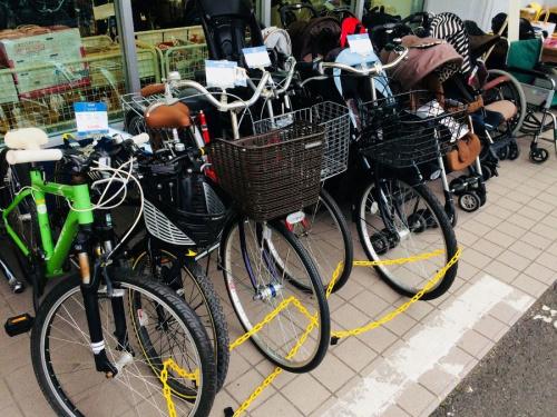 スポーツ用品 大阪の自転車 シティーサイクル 東大阪