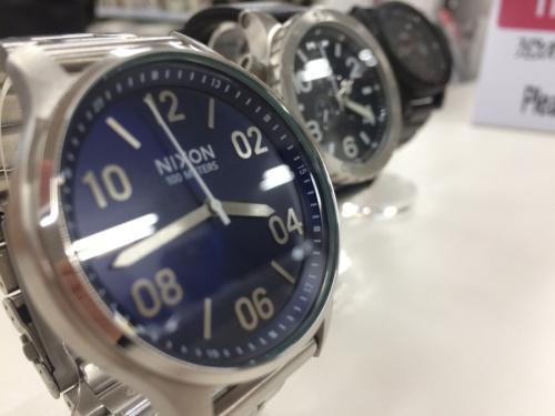 NIXON  東大阪の腕時計 NIXON