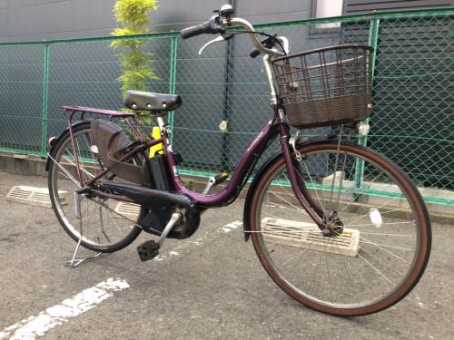 自転車 大阪の電動自転車 中古 大阪