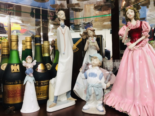 陶器人形 大阪の陶器 東大阪