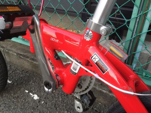 自転車 中古 大阪のDANHO
