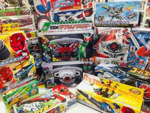 おもちゃ 買取 東大阪の仮面ライダー 買取 東大阪
