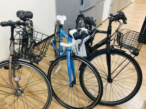 自転車 関西の自転車 東大阪
