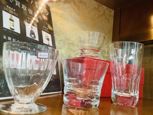 未使用 グラス 大阪