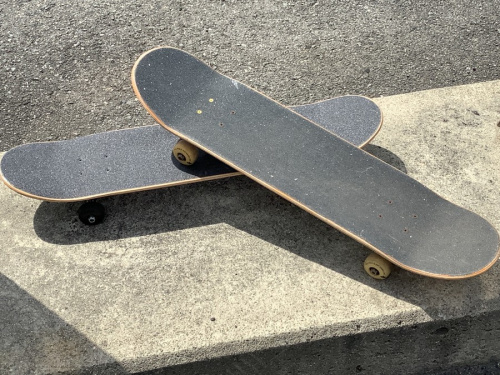 スケートボード 買取